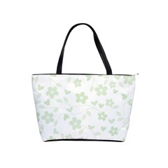Floral pattern Shoulder Handbags