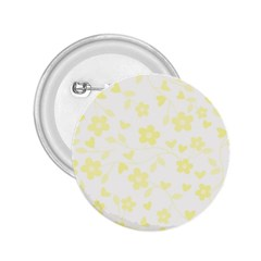 Floral Pattern 2 25  Buttons