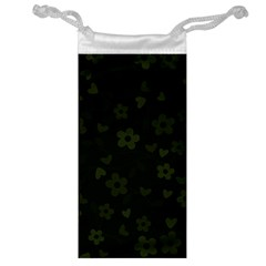 Floral pattern Jewelry Bag