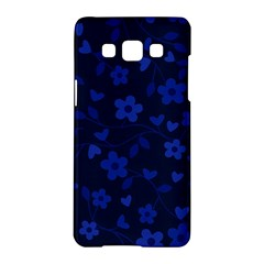 Floral Pattern Samsung Galaxy A5 Hardshell Case