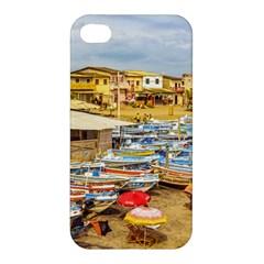 Engabao Beach At Guayas District Ecuador Apple iPhone 4/4S Premium Hardshell Case