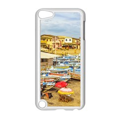 Engabao Beach At Guayas District Ecuador Apple iPod Touch 5 Case (White)