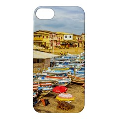 Engabao Beach At Guayas District Ecuador Apple iPhone 5S/ SE Hardshell Case