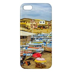 Engabao Beach At Guayas District Ecuador iPhone 5S/ SE Premium Hardshell Case
