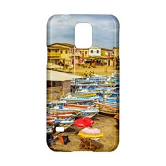 Engabao Beach At Guayas District Ecuador Samsung Galaxy S5 Hardshell Case