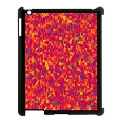 Pattern Apple iPad 3/4 Case (Black)