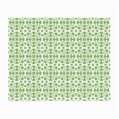 Pattern Small Glasses Cloth