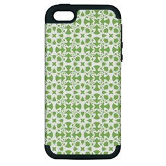 Pattern Apple iPhone 5 Hardshell Case (PC+Silicone)