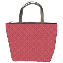 Pattern Bucket Bags