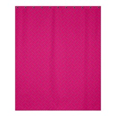Pattern Shower Curtain 60  x 72  (Medium)