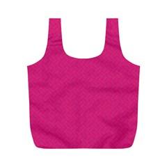 Pattern Full Print Recycle Bags (M)
