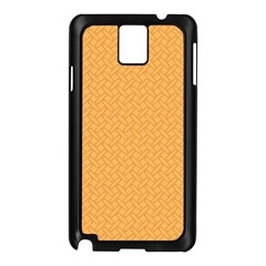 Pattern Samsung Galaxy Note 3 N9005 Case (Black)