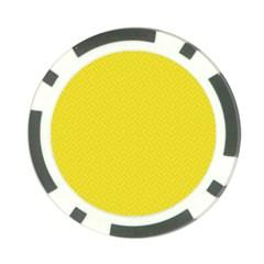Pattern Poker Chip Card Guard