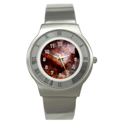 Carina Nebula Stainless Steel Watch