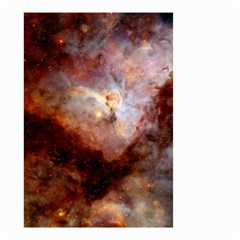 Carina Nebula Small Garden Flag (Two Sides)