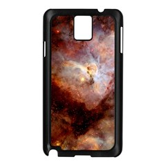 Carina Nebula Samsung Galaxy Note 3 N9005 Case (Black)