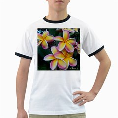 Premier Mix Flower Ringer T-Shirts