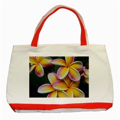 Premier Mix Flower Classic Tote Bag (Red)