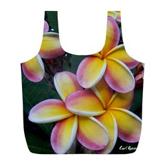 Premier Mix Flower Full Print Recycle Bags (L)