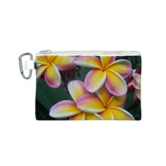 Premier Mix Flower Canvas Cosmetic Bag (S)