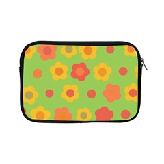 Floral pattern Apple iPad Mini Zipper Cases