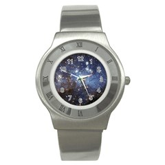 Large Magellanic Cloud Stainless Steel Watch