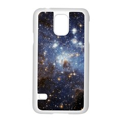 Large Magellanic Cloud Samsung Galaxy S5 Case (White)