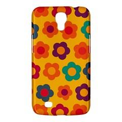 Floral pattern Samsung Galaxy Mega 6.3  I9200 Hardshell Case
