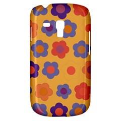 Floral pattern Galaxy S3 Mini