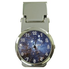 Large Magellanic Cloud Money Clip Watches
