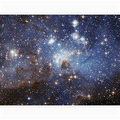 Large Magellanic Cloud Canvas 12  x 16