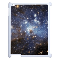 Large Magellanic Cloud Apple iPad 2 Case (White)