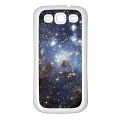 Large Magellanic Cloud Samsung Galaxy S3 Back Case (White)