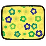 Floral pattern Netbook Case (XXL)  Front