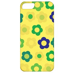 Floral pattern Apple iPhone 5 Classic Hardshell Case
