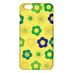 Floral pattern iPhone 6 Plus/6S Plus TPU Case