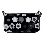 Floral pattern Shoulder Clutch Bags Front
