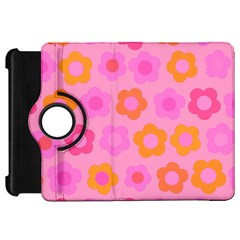 Pink Floral Pattern Kindle Fire Hd 7