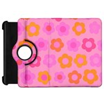 Pink floral pattern Kindle Fire HD 7  Front