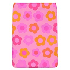 Pink floral pattern Flap Covers (S)