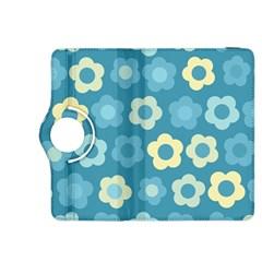 Floral pattern Kindle Fire HDX 8.9  Flip 360 Case