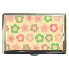 Floral pattern Cigarette Money Cases
