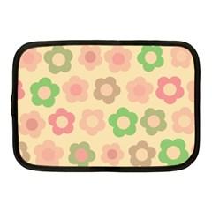 Floral pattern Netbook Case (Medium)