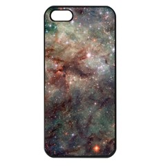 Tarantula Nebula Apple iPhone 5 Seamless Case (Black)