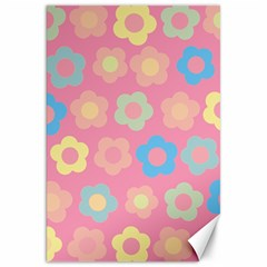 Floral pattern Canvas 20  x 30