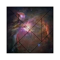 Orion Nebula Acrylic Tangram Puzzle (6  x 6 )