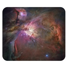 Orion Nebula Double Sided Flano Blanket (Small)