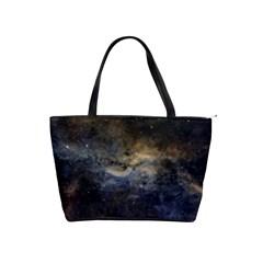 Propeller Nebula Shoulder Handbags