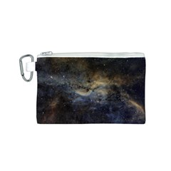 Propeller Nebula Canvas Cosmetic Bag (S)