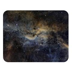 Propeller Nebula Double Sided Flano Blanket (Large)